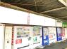 f-008-04駅構内壁面サイン画像